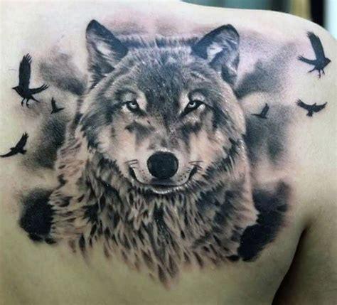 imagenes de tatuajes de lobos tatuajes  mujeres