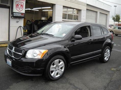 Dodge caliber black seattle   Mitula Cars
