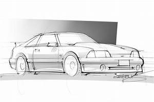 Image Gallery 2013 mustang drawing