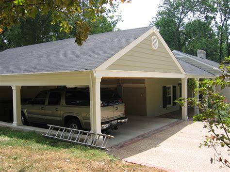 Bell Meade Carport Addition  Craftsman  Shed Nashville
