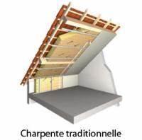 Comble Eco Energie : toitures et combles isolation par l 39 int rieur eco ~ Melissatoandfro.com Idées de Décoration