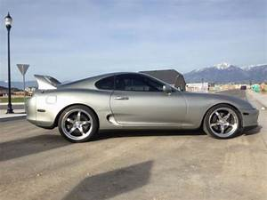 Sell Used 1998 Quicksilver Toyota Supra Twin Turbo 6 Speed Clean   In Orem  Utah  United States