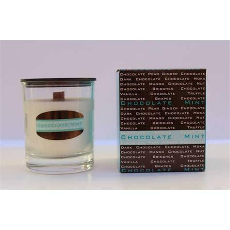 candele aromatiche menta di candele profumate cioccolato collezione di