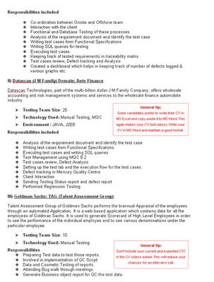 Effective Resume Writing by Cv Resume Resume Format Resume Sles Circum