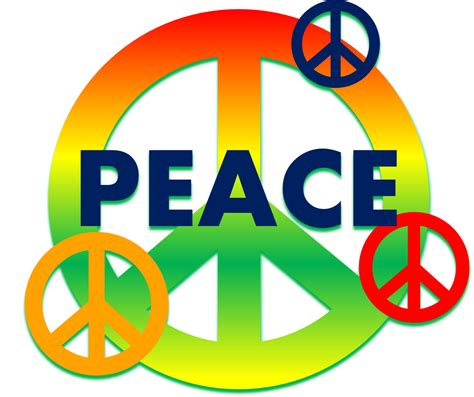 Peace Clipart Peace Sign Clipart Transparent Pencil And In Color Peace