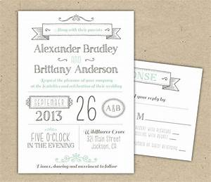 top compilation of free printable wedding invitation With free printable customized wedding invitations