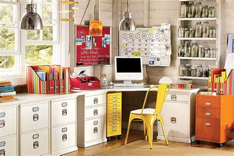 Decorando O Home Office : Como Organizar O Seu Home Office