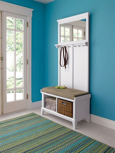 Standing Coat Closet by Storing Coats And Shoes When Your Front Has No Closet