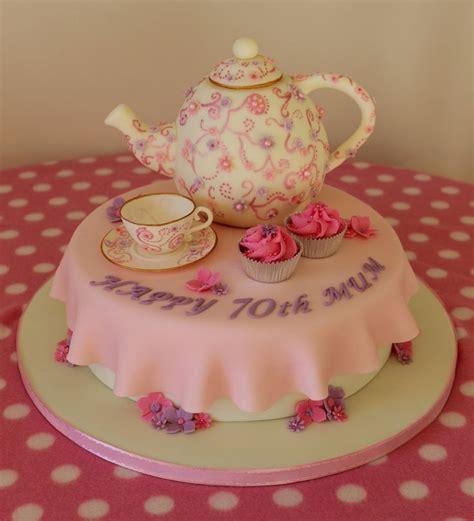 teapot  teacup cake  birthday cake  cupcakes