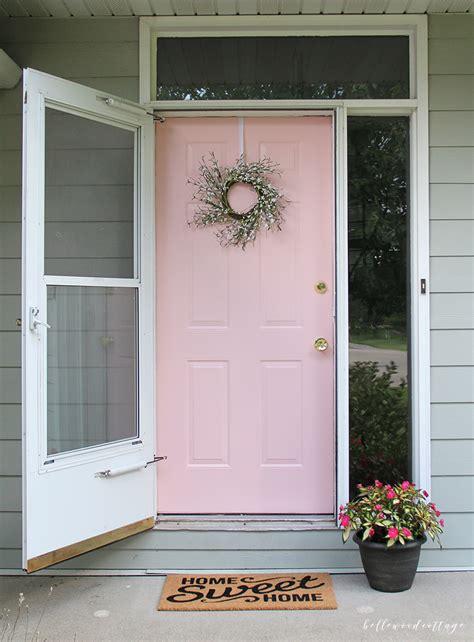 12 painted pink door ideas so pink door ideas lolly