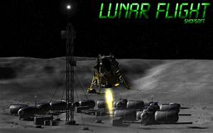 Moon Landing Lander Simulator (page 2) - Pics about space