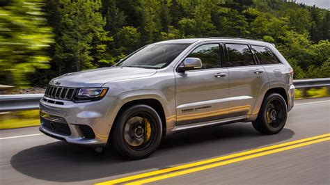 2018 Dodge Demon 2018 Jeep Grand Cherokee Trackhawk