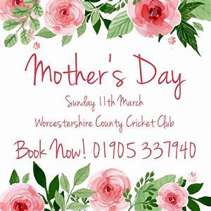 Treat Your Mum To A Special Lunch This Mother's Day ...