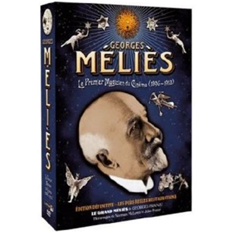 george melies collection dvd georges melies the first magician of cinema 1896 1913