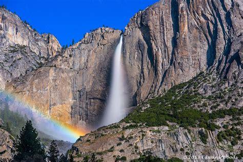 Tail Falls More Workshop Yosemite February