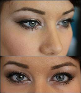How to Makeup for protruding eyes  Charlotta Eve