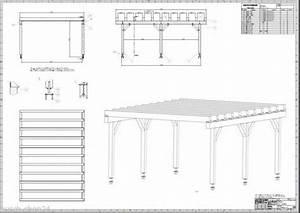Bauplan Terrassenüberdachung Pdf : bauplan terrassendach flachdach carport anleitung ~ Articles-book.com Haus und Dekorationen