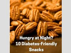 10 Diabetes Friendly Snacks EasyHealth Living