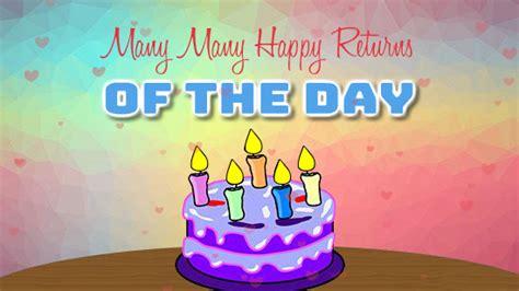 happy returns   day  cakes