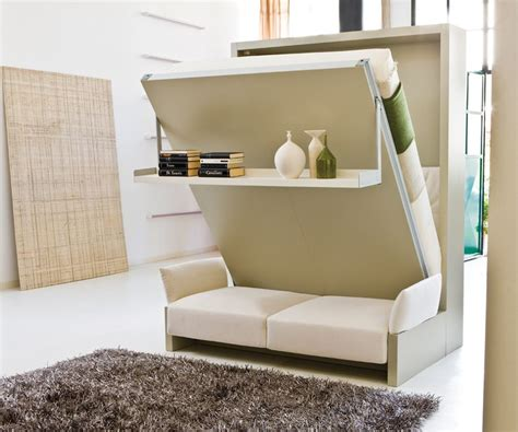 Furniture For Small Spaces by 9 Transforming Furniture Solutions For Small Space Living