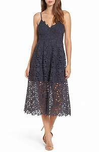 Best lace dresses for 2018 winter wedding guests candie for Lace dress for wedding guest