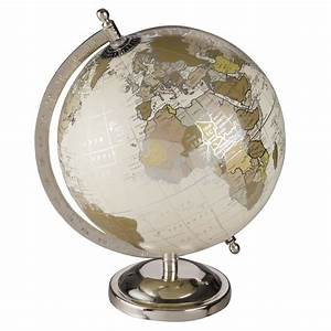 globe terrestre achat vente de globe pas cher With globe maison du monde