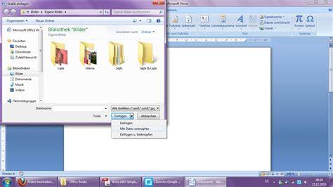 clipart und grafik  word dokument einfuegen office