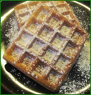 pate a gauffre croustillante recette de gaufres croustillantes par delices21