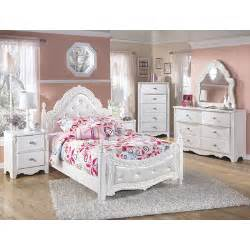 Ashley Furniture Zayley Dresser by Exquisite Kids Four Poster Bedroom Collection Wayfair