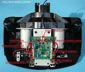 Logitech G27 Wheel Has Two Motors   Do Both Motors Do The