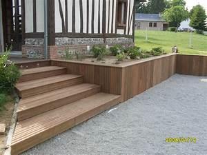 Terrasse En Bois Composite Prix : terrasse bois la houssaye b renger 76690 djsl bois ~ Edinachiropracticcenter.com Idées de Décoration