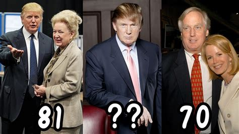 trump donald siblings oldest youngest