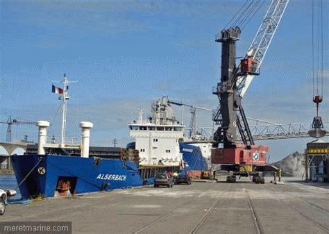 port autonome de dunkerque 4300 tonnes de ponce d 233 charg 233 es 224 dunkerque mer et marine