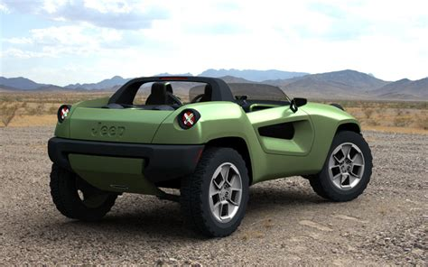 Mobil Jeep Renegade by 2008 Jeep Renegade Concept Photo Gallery Motor Trend