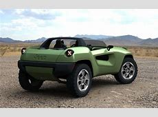 2008 Jeep Renegade Concept Photo Gallery Motor Trend