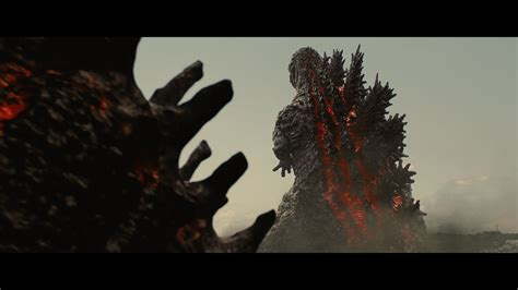 godzilla resurgence  monster   touch