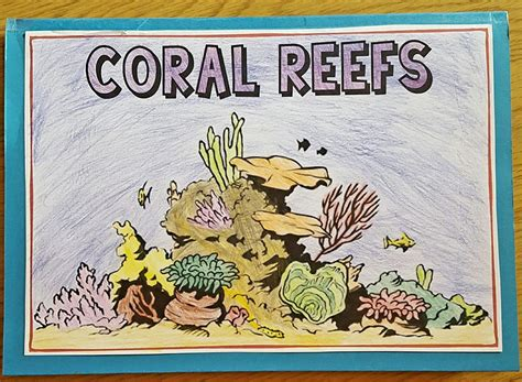 iman s home school coral reefs lapbook