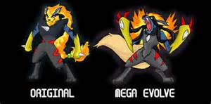 Pokemon Fusion 4 Arcalucaark