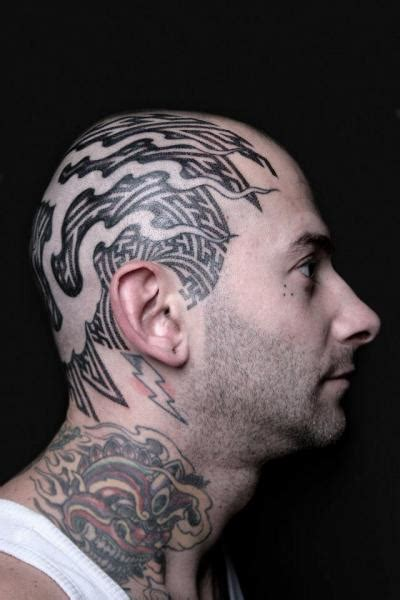 Permalink to Angel Tattoo On Face