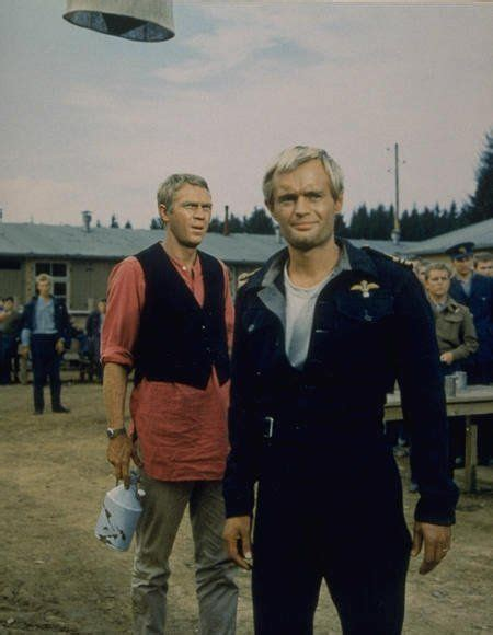 paul newman great escape steve mcqueen the great escape 1963 as hilts the