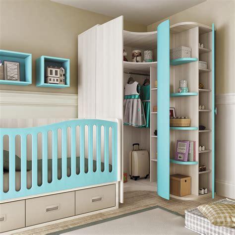 lit pour bébé garçon bc30 avec grands 4 coffres glicerio