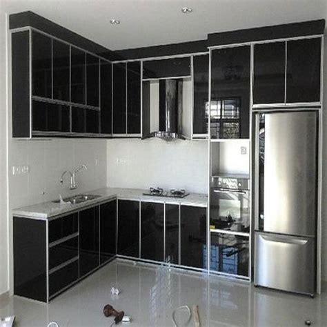 aluminum kitchen cabinet price aluminium kitchen cabinet at rs 450 square kambar