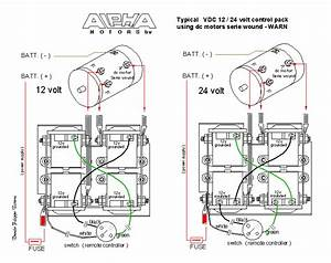 Warn Winch Wiring Diagram M8000
