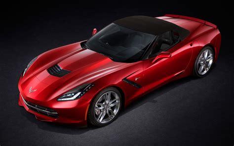 2018 Chevrolet Corvette Stingray Convertible Revealed