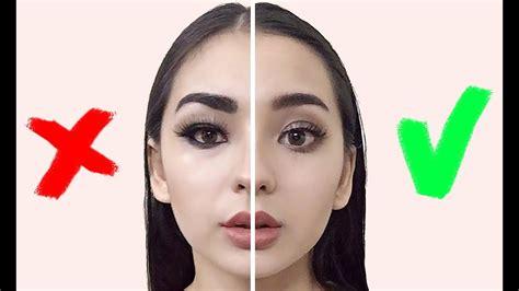 5 простых техник как увеличить глаза с помощью макияжа пошагово фото инструкция