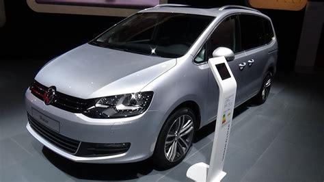 Future Volkswagen Sharan 2020 by 2017 Volkswagen Sharan Allstar Exterior And Interior