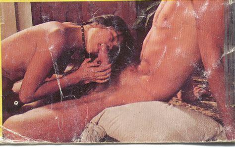 Vintage erotica haarige Muschi
