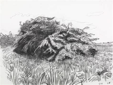 drawings works david hockney