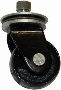 Roue Pivotante : roue pivotante en fonte de rechange pour cric t82257 t83001 t83002 cric rouleur et chandelle ~ Gottalentnigeria.com Avis de Voitures