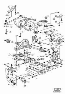 Volvo 960 Dirt Deflector  Suspension   Right  Rear   960